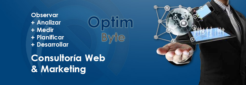 consultoria web optim byte
