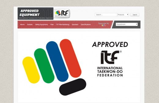approved itf diseño web
