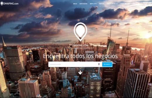 dmaping diseño web