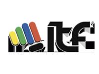 Iternationa taekwondo federation logo