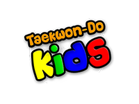 taekwondo kids logo